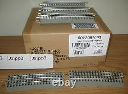 Lionel #12061 Fastrack Fast Track 32 Pièces O84 O-84 Curved Circle O Gauge Train