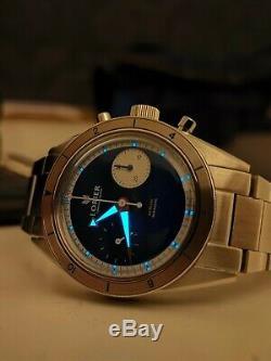 Lorier Gemini Montre Chronographe Worn & Wound Limited Edition One 88 Pièces