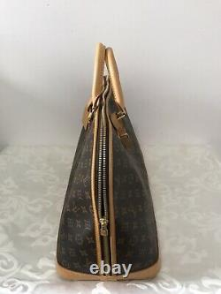 Louis Vuitton Alma Voyage MM Sac Voyage Limited Edition Piece Rare