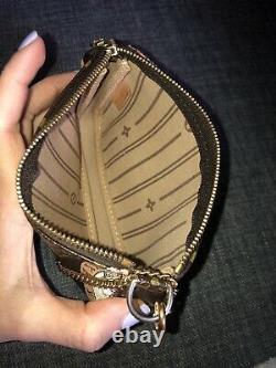 Louis Vuitton Edition Limitée Mini Pochette Accessoires Patch Canvas Pouch