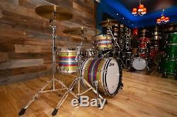 Ludwig Classic Maple Limited Edition Salesman 3 Pieces Down Beat Kit