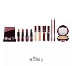Mac Aaliyah Full Set 12 Pièces Collector Box Bandana + Poster Complet En Boutiques