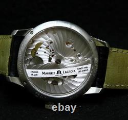 Maurice Lacroix Masterpiece Gravity 43 MM Limited Edition Seulement 250 Pièces Mp6118