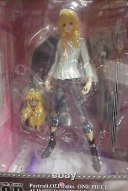 Megahouse One Piece Pop Portrait De Pirates Cavendish Ltd Edition Figure Nouveau