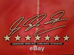 Michael Schumacher 118 Ferrari Avec Un Costume Et Un Certificat D'authenticité Signé