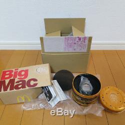 Montre Casio G-shock X Édition Big Mac De Mcdonald's Limitée À 1000 Pièces