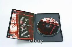 Murder Set Pieces DVD Rare Signé Par Le Directeur Director's Cut Limited 1/150
