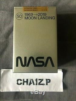 Nasa X Anicorn Regardez Le 50ème Anniversaire De Moon Landing, Édition Limitée, 300 Pièces