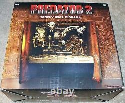 Neca Predator Trophy Wall Diorama Limited Edition 5000 Pièces Reel Toys Nm