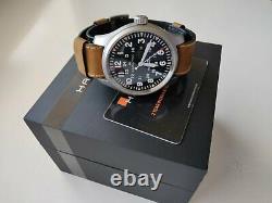 New Khaki Champ H69819530 Handwind H-50 Swiss Made Limitée 550 Pièces