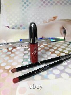 Nib 11 Piece Mac Cosmetics Selena Collection Édition Limitée