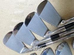 Nike Tiger Woods Limited Edition Set 3-p + Tw Pilote + Tw 56 Wedge (10x Pièces)