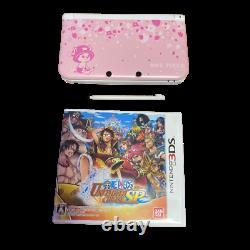 Nintendo 3ds LL One Piece Chopper Pink Edition Limitée Japon Utilisé