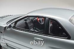 Nissan Skyline Gt-r R34 Z-tune Nismo Silver Limited Edition À 700 Pièces