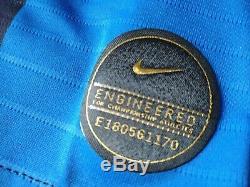 Nouveau Inter-vapor Mashup Chemise Nike 20ème Match Limitée 1908 Pièces