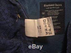 Nouveau Stefano Ricci W32 Édition Limitée Jeans De Luxe Avec Patch Dragon