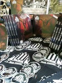 Nwd Press Start CD + Patch / Pin Limités À 300-rare Métal Lourd De Venezuela