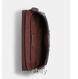 Nwt Coach F91095 Jade Shoulde Bag Piecing Crossbody Sac À Bandoulière