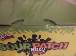 Olivia Rodrigo Sour Patch Kids 2 Lb Edition Limitée Boîte Collectible X/90 Nyc