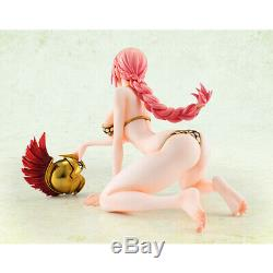 One Piece P. O. P Limited Edition Rebecca Ver Bb 02 Figure Megahouse (authentique)