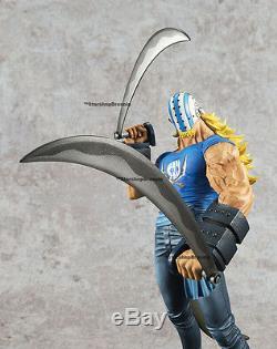 One Piece Tueur Limited Edition Limitée 1/8 Pvc Figure P. O. P. Megahouse