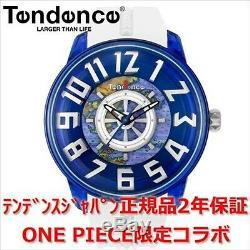 One Piece X Tendence Collaboration 250 Modèles Limités Montres Très Rare F / S Jp
