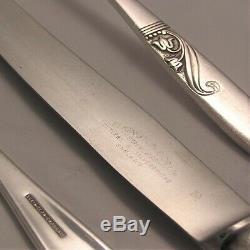 Ophelia Design Elkington & Co Ltd Service Argent 65 Piece Cantine De Couverts