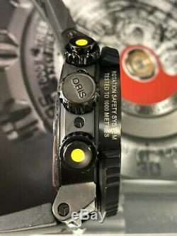 Oris Diver Control 01 774 7727 7784 Edition Limitée 500 Pièces Neuf