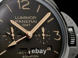 Panerai Pam 656 Luminor 1950 Équation Du Temps Titanium Limited Edition 500 Pièces
