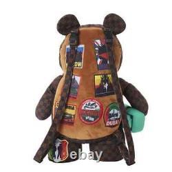 Patche De Voyage Par Vaporisateur Backpack 910b2760nsz Bag Vendu