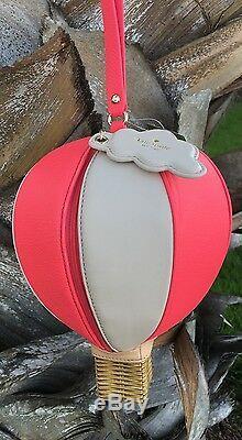 Pièce De Conversation Pour Bracelet De Montgolfière Kate Spade 100% Authentique, Rare
