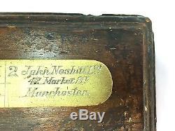 Pièce Rare De L'héritage Industriel Testeur De Torsion John Nesbitt Ltd