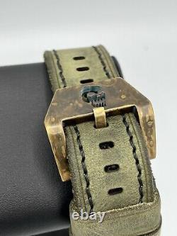 Piotr Ch Thunder Bronze Demon Dial Bronze Patina Piece Unique 46mm Automatique