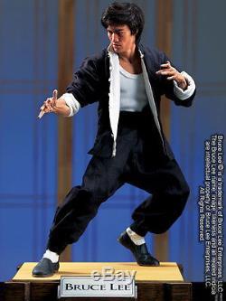 Présentoir De Bruce Lee Cinemaquette 13 Échelle Statue Édition Limitée 182/500
