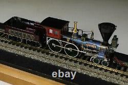 Psc Unserial Numéroté Abraham Lincoln Funeral Train 4 Piece Set Factory Paint Ho