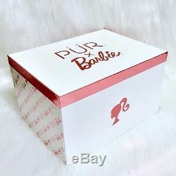 Pur X Collection Barbie Dream Vault 10 Pièces Édition Limitée Bnib 100% Authentique