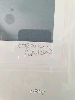 Qui Êtes Vous! Par Craig Davison Limited Edition 14/295 Pièces