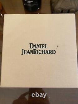 Rare 199 Piece Limited Edition Daniel Jean Richard Montre Modèle Bressel 16012