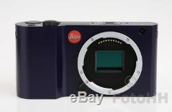 Rare Leica T Chalie Vice Édition Limitée Seulement 50 Pièces Fabriqué S / N 4958297