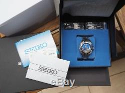 Rare Seiko Prospex Shogun Zimbe Spb057j Édition Limitée 456 Pièces
