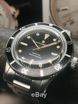 Rare Steinhart Ocean One Legs Limited Edition 199 Pièces Swiss Automatic 42mm