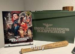 Reel Synergy Uce3 Inglourious Basterds Limited Edition Blu-ray Seulement 75 Pièces Ma
