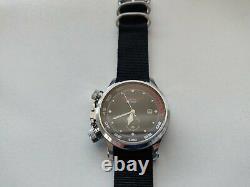 Riedenschild Men's Dark Sea Diver Pro Automatic Watch Édition Limitée 999 Pièces