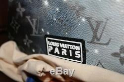 Sac Louis Vuitton Galaxy Keepall Holdall, Édition Limitée, Vendu À L'unité