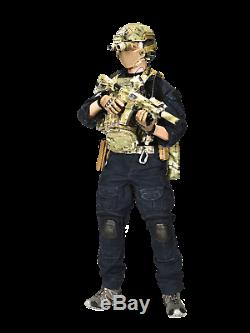 Sas C. R. W Assaulter (édition Exclusive De Green Wolf Gear), Édition Personnalisée + Édition Limitée