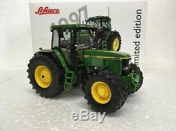 Schuco John Deere 7810 Tractor Edition Limitée À 1000 Pièces, Bnib, Échelle 1/32