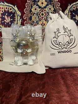 Scott Tolleson & Kidrobot Wndgo Bullion Dunny Ltd De 15 Pièces. État Nouveau