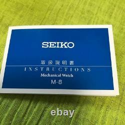 Seiko 5 Sports Sbsa137 Voir Ceatmaker Japan Limited Edition 300 Pièces