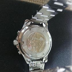 Seiko Nasa Spinoff Espace Mouvement Montre-bracelet Limitée À 1000 Pièces Rare Vintage