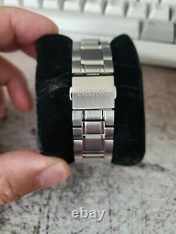 Seiko Prospex Srq029 Chronograph Panda Zaratsu Grand Limited Edition 1000 Pièces